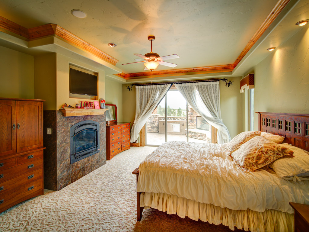 Foxchase Master Bedroom