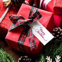Complimentary Gift Wrap at Crafted Colorado