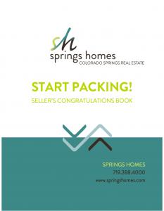 Start Packing Seller Congratulations