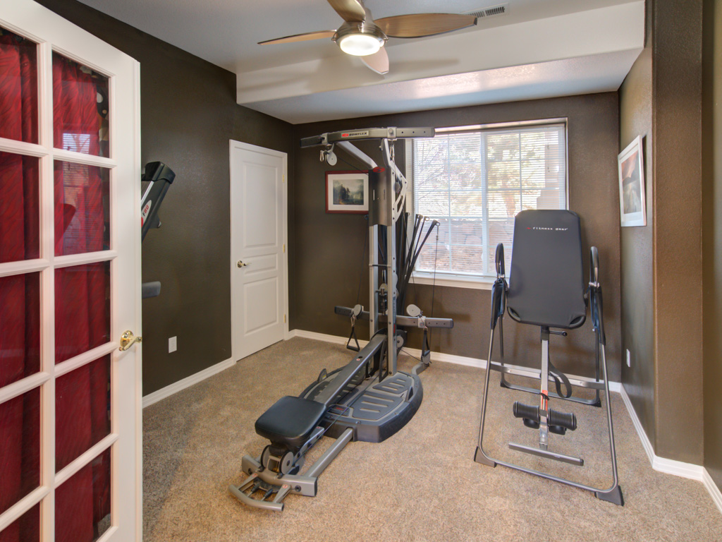 Solitude Master Bedroom4 Gym Colorado Springs Real Estate