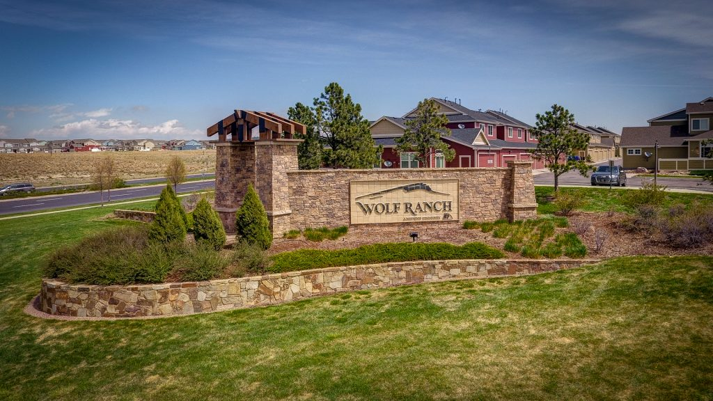 Wolf Ranch Colorado Springs Homes for Sale | New Listings ...