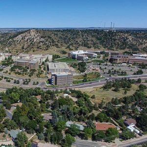 Northeast Colorado Springs
