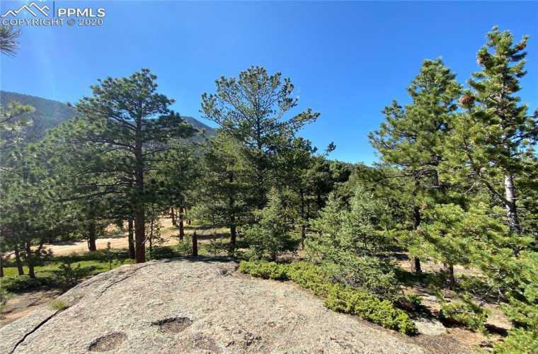 156 Big Bear Road Manitou Springs Colorado 80829, ,Land,For Sale,Big Bear,9526495